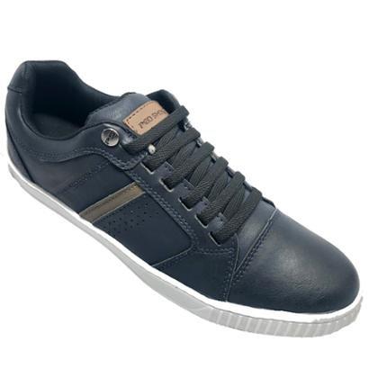 Sapatênis Ped Shoes Casual Detalhe Masculino