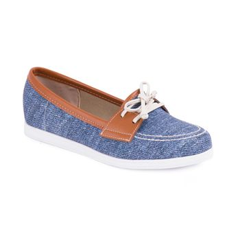 Tudo sobre 'Sapato Beira Rio Mocassim com Cadarço Azul Escuro/Camel 38'