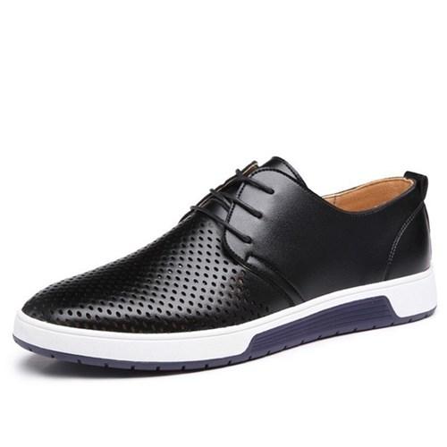 Sapato Casual Buffie (Preto, 38 ( 25cm))
