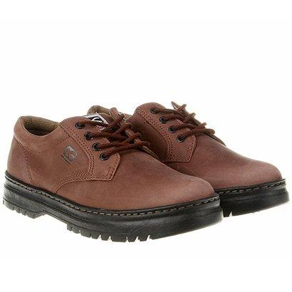 Sapato Casual Couro Kildare Pespontos Tratorado