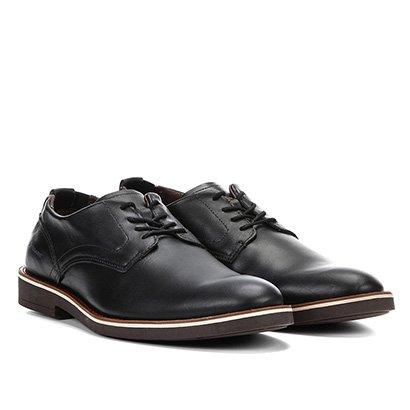 Sapato Casual Couro Kildare Shine Masculino