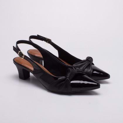 Tudo sobre 'Sapato Chanel Firezzi Preto 34'