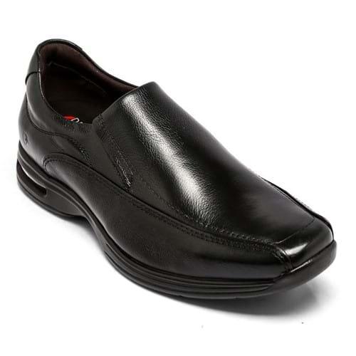 Tudo sobre 'Sapato Democrata Smart Comfort Air Spot Preto 448027-001'