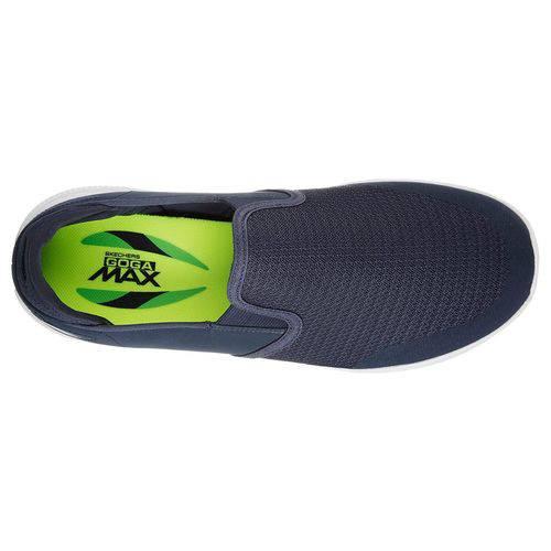 Sapato Go Walk 4 Marinho Skechers 54171 Xxm40