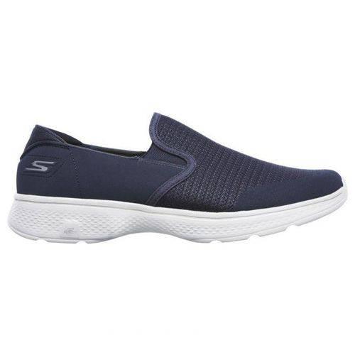 Sapato Go Walk 4 Marinho Skechers 54171 Xxm41