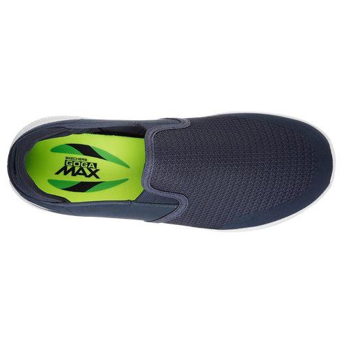 Sapato Go Walk 4 Marinho Skechers 54171 Xxm39