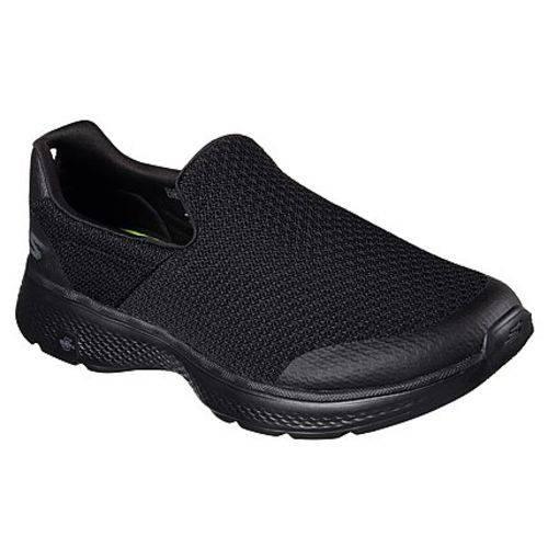 Sapato Go Walk 4 Preto Skechers 54155 Xxm40