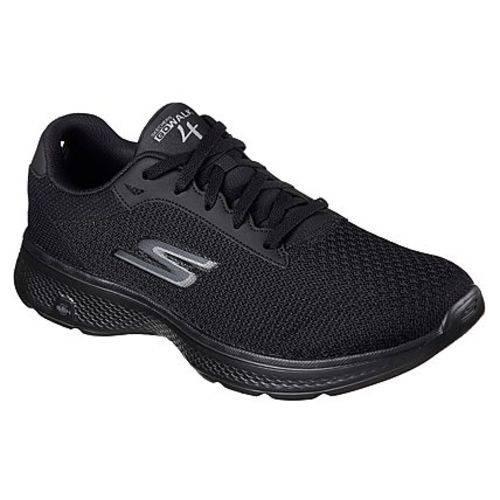 Sapato Go Walk 4 Preto Skechers 54156 Xxm39