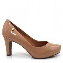 Tudo sobre 'Sapato Scarpin Feminino Bico Redondo Vizzano 1840101 1840101 - 40'