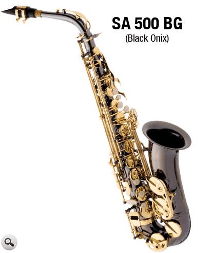 Sax Alto Eagle Sa 500 Bg Mib