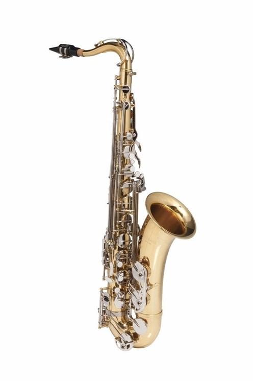 Sax Tenor Michael Dual Gold Wtsm49 - Duplo Dourado e Niquelado