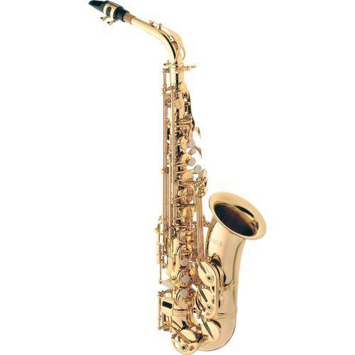 Saxofone Alto Eagle SA-501 Laqueado
