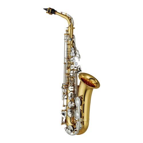 Tudo sobre 'Saxofone Alto Yamaha Yas26'
