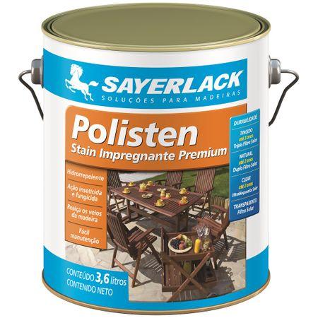 Sayerlack Polistein Transparente 3,6 Litros 3,6 Litros