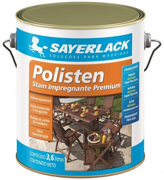 Sayerlack Polistein Transparente 3,6 Litros