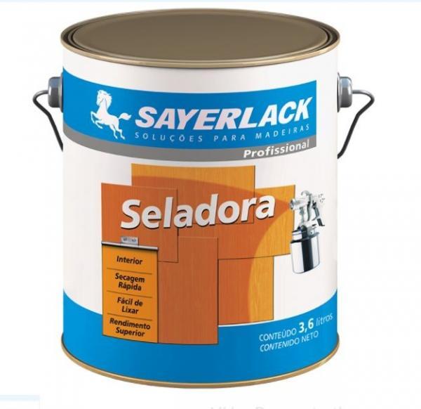 Sayerlack Seladora Madeira 3,6 Litros