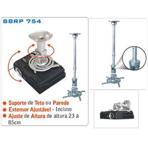 SBRP754 Brasforma - Suporte Universal para Projetores