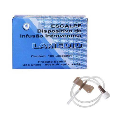 Scalp Solidor 27g (caixa com 100 Unidades)