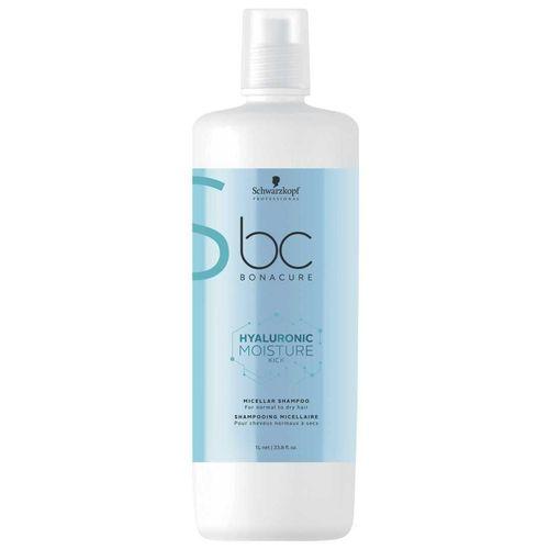 Schwarzkopf Bc Moisture Kick - Shampoo 1000 Ml