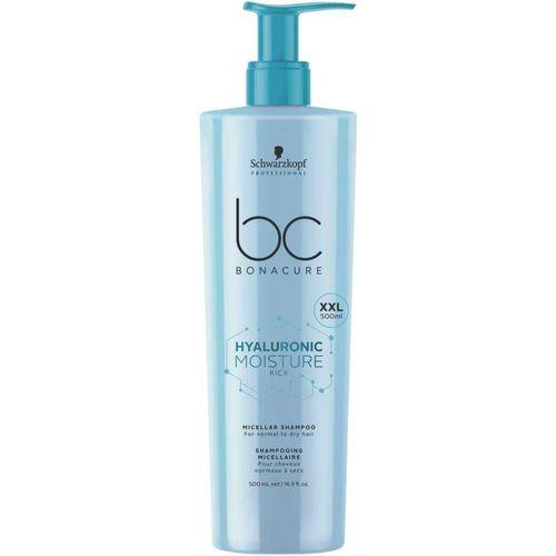 Schwarzkopf Bc Moisture Kick - Shampoo 500 Ml