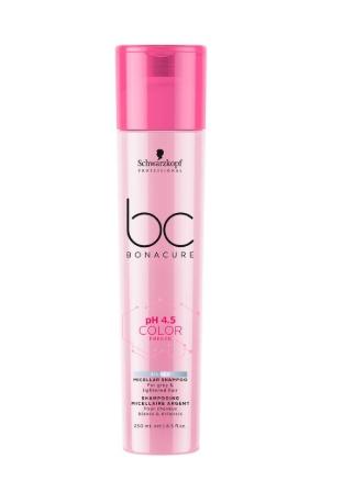 Schwarzkopf Professional - BC Bonacure Shampoo PH 4.5 Color Freeze Silver 250ml