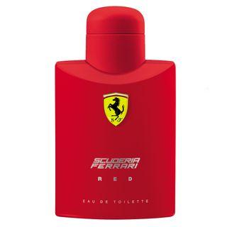 Scuderia Ferrari Red Ferrari Perfume Masculino - Eau de Toilette 125Ml