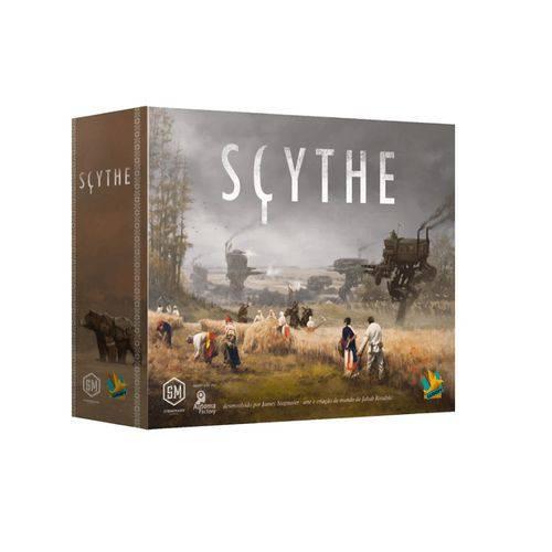 Tudo sobre 'Scythe - Jogo de Tabuleiro - Ludofy'