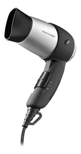 Secador de Cabelo Beauty Multilaser Bivolt 1200w - Eb01