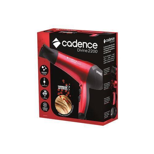 Secador de Cabelo Cadence Divine 2200 - 127V