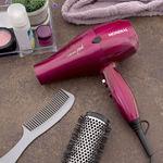 Secador de Cabelos Mondial Chrome Pink