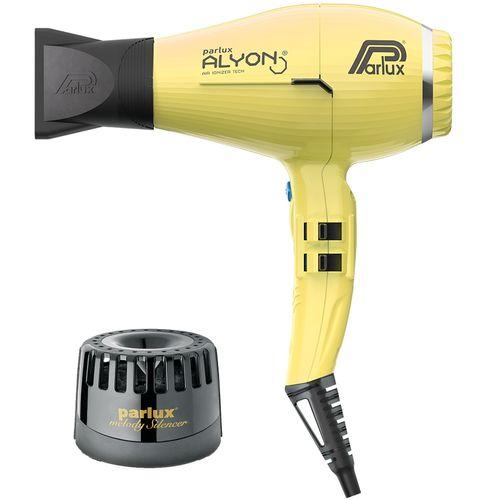 Secador Parlux Alyon - Air Ionizer Tech - Amarelo