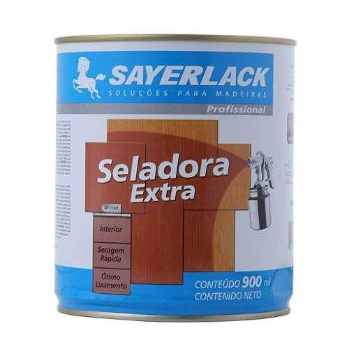 Selador Extra para Madeira Sayerlack 900ml