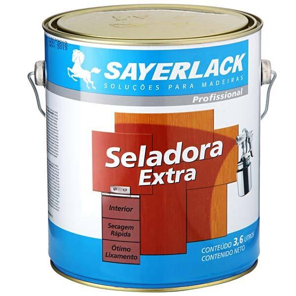 Selador para Madeira Extra Sayerlack 3,6L