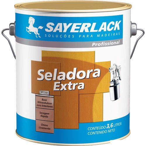 Seladora Extra 3,6 Litros Incolor Sayerlack