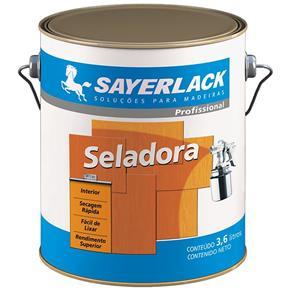 Seladora Madeira Sayerlack 3,6 Litros 597 00