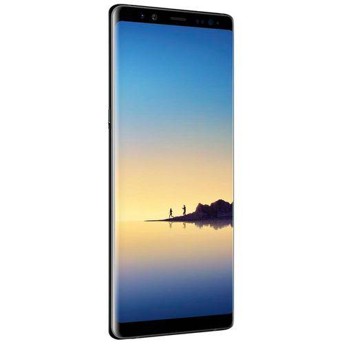 Usado: Galaxy Note 8 Samsung G950f Preto 128gb - Bom