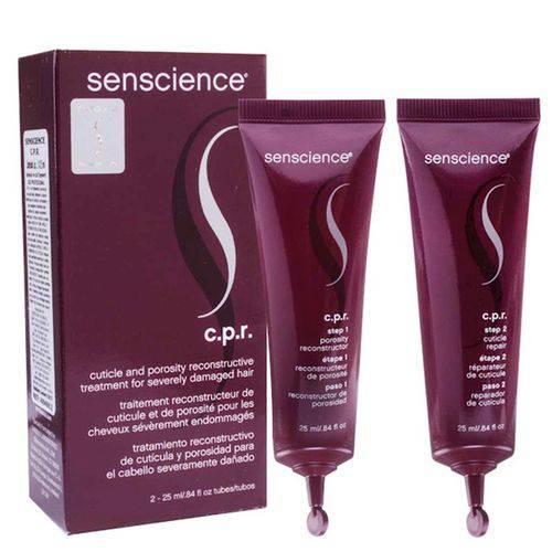 Senscience C.P.R. Tratamento Reconstrutor 25 Ml