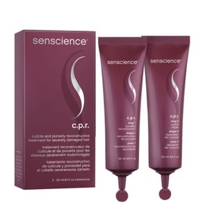Tudo sobre 'Senscience C.P.R. - Tratamento 2x25ml'