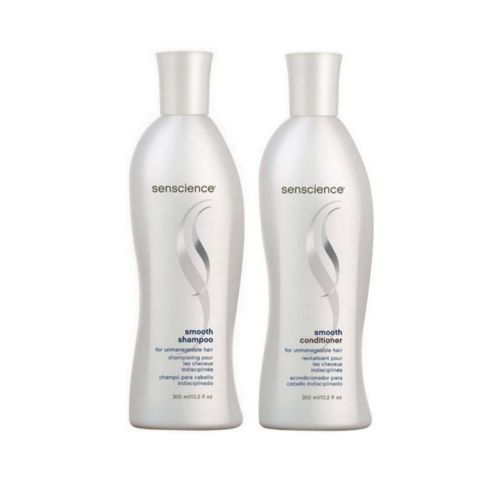 Senscience Smooth Shampoo e Condicionador 2x300ml