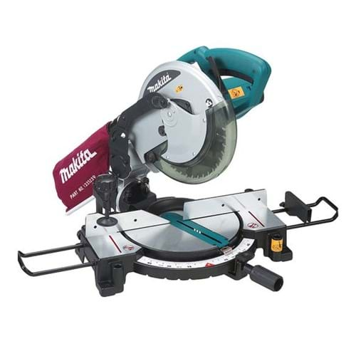 "Serra Makita Esquadria 255mm 10"" 127v MLS100"