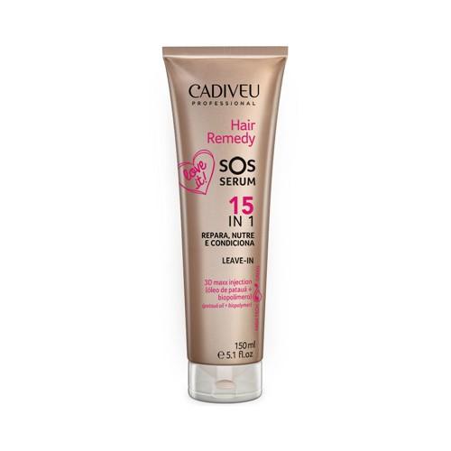 Sérum Cadiveu SOS Leave In 15em1 Hair Remedy 150ml