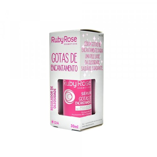 Sérum Facial Gotas de Encantamento Ruby Rose HB310