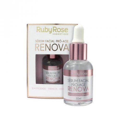 Tudo sobre 'Sérum Facial Pró-age Renova Ruby Rose'