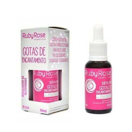 Sérum Facial Ruby Rose Gotas de Encantamento 30ml HB 310