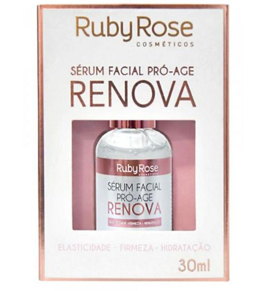 Serum Facial Ruby Rose Pro-Age Renova HB-313