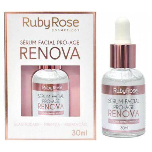 Sérum Facial Ruby Rose Renova Pro-Age 30ml - HB313
