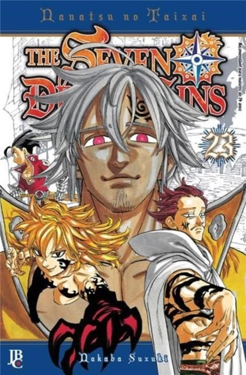 Seven Deadly Sins, The - Vol. 23