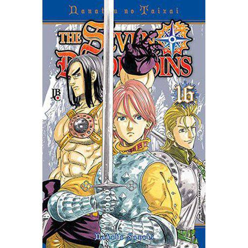 Seven Deadly Sins, The - Vol. 16