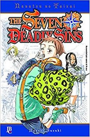 Seven Deadly Sins, The - Vol. 4