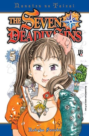 Seven Deadly Sins, The - Vol. 5